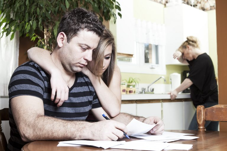 4 Things to Consider Before Financially Bailing Out Your Adult Children