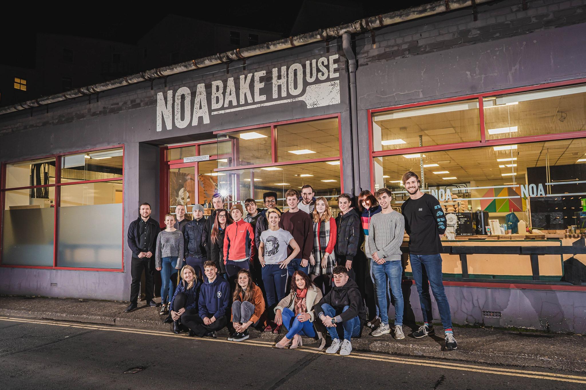 Island Influencers Pippa & Miles Pettit of Noa Bakehouse