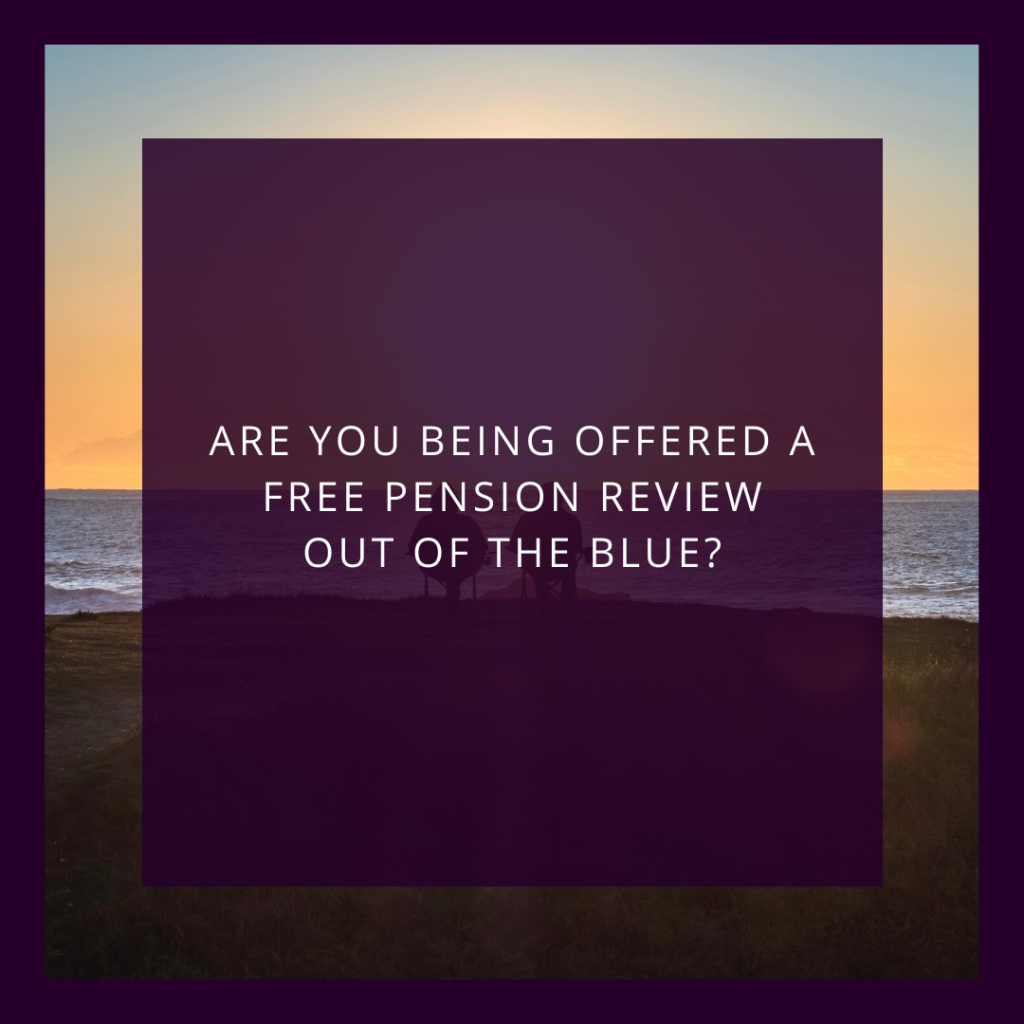 Free pension review